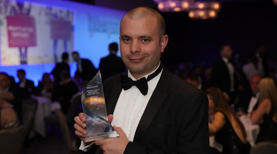 RoyaleLife's Financial Director is finalist in prestigious FD of the Year Awards